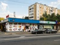 Бирюлёво Восточное район, улица Загорьевская, дом 10 к.2СТР2. многофункциональное здание