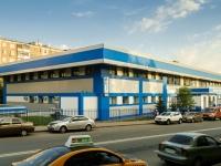 Бирюлёво Восточное район, улица Загорьевская, дом 10 к.4. офисное здание