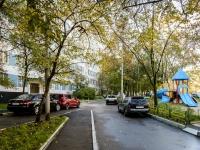 Бирюлёво Восточное район, улица Загорьевская, дом 12 к.1. многоквартирный дом