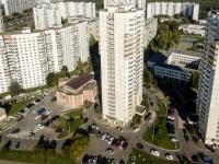 Бирюлёво Восточное район, улица Загорьевская, дом 15. многоквартирный дом