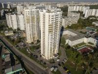 Бирюлёво Восточное район, улица Загорьевская, дом 17. многоквартирный дом