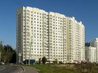 Бирюлёво Восточное район, улица Загорьевская, дом 21 к.1. многоквартирный дом
