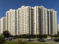 Бирюлёво Восточное район, улица Загорьевская, дом 23 к.1. многоквартирный дом