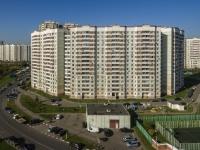 Бирюлёво Восточное район, улица Загорьевская, дом 29. многоквартирный дом