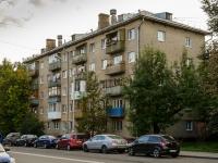 Бирюлёво Восточное район, улица Загорьевская, дом 8. многоквартирный дом