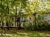 Бирюлёво Восточное район, улица Загорьевская, дом 6. неиспользуемое здание