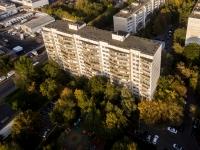 район Бирюлёво Восточное, улица Лебедянская, дом 4. многоквартирный дом