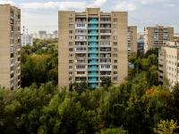 район Бирюлёво Восточное, улица Лебедянская, дом 11. многоквартирный дом