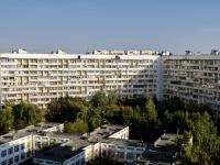 район Бирюлёво Восточное, улица Лебедянская, дом 12 к.1. многоквартирный дом