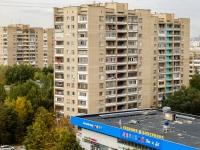 район Бирюлёво Восточное, улица Лебедянская, дом 13. многоквартирный дом