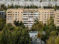 район Бирюлёво Восточное, улица Лебедянская, дом 15 к.1. многоквартирный дом