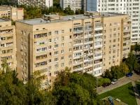 район Бирюлёво Восточное, улица Лебедянская, дом 15 к.2. многоквартирный дом
