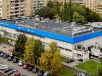 район Бирюлёво Восточное, улица Лебедянская, дом 17. магазин
