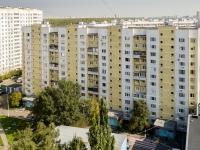 район Бирюлёво Восточное, улица Лебедянская, дом 17 к.1. многоквартирный дом