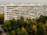 район Бирюлёво Восточное, улица Лебедянская, дом 19. многоквартирный дом