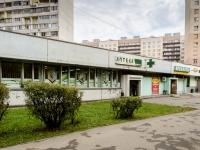 район Бирюлёво Восточное, улица Лебедянская, дом 19 к.1. магазин