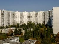 район Бирюлёво Восточное, улица Лебедянская, дом 22 к.1. многоквартирный дом