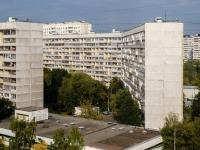 район Бирюлёво Восточное, улица Лебедянская, дом 23. многоквартирный дом