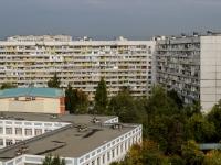 район Бирюлёво Восточное, улица Лебедянская, дом 14 к.1. многоквартирный дом