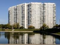 Бирюлёво Восточное район, улица Липецкая, дом 7 к.1. многоквартирный дом