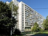 Бирюлёво Восточное район, улица Липецкая, дом 15 к.1. многоквартирный дом