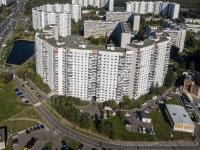 Бирюлёво Восточное район, улица Липецкая, дом 17 к.1. многоквартирный дом