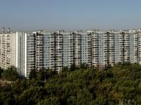 Бирюлёво Восточное район, улица Липецкая, дом 36/20. многоквартирный дом
