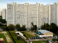 Бирюлёво Восточное район, улица Липецкая, дом 46 к.1. многоквартирный дом