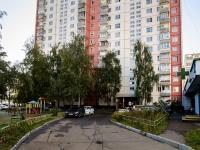 Бирюлёво Восточное район, улица Липецкая, дом 52. многоквартирный дом