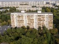 район Бирюлёво Восточное, улица Михневская, дом 9. многоквартирный дом