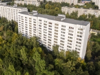 район Бирюлёво Восточное, улица Михневская, дом 13 к.1. многоквартирный дом