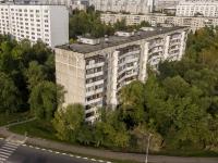 район Бирюлёво Восточное, улица Михневская, дом 15. многоквартирный дом