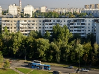 район Бирюлёво Восточное, улица Михневская, дом 17. многоквартирный дом
