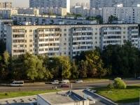 район Бирюлёво Восточное, улица Михневская, дом 19 к.1. многоквартирный дом