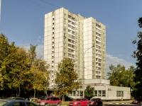Бирюлёво Восточное район, проезд Михневский, дом 4. многоквартирный дом