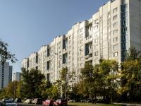 Бирюлёво Восточное район, проезд Михневский, дом 6. многоквартирный дом