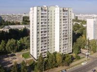 Бирюлёво Восточное район, проезд Михневский, дом 8 к.1. многоквартирный дом