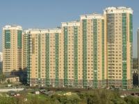 Бирюлёво Восточное район, улица Ягодная, дом 8 к.1. многоквартирный дом