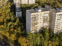 район Бирюлёво Восточное, улица Касимовская, дом 1. многоквартирный дом