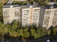 район Бирюлёво Восточное, улица Касимовская, дом 3. многоквартирный дом