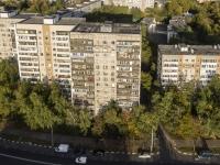 район Бирюлёво Восточное, улица Касимовская, дом 5. многоквартирный дом