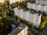 район Бирюлёво Восточное, улица Касимовская, дом 9. многоквартирный дом