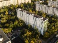 район Бирюлёво Восточное, улица Касимовская, дом 13. многоквартирный дом