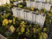район Бирюлёво Восточное, улица Касимовская, дом 15. многоквартирный дом