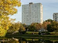 Бирюлёво Западное район, улица Булатниковская, дом 1 к.1А. многоквартирный дом