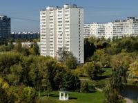 Бирюлёво Западное район, улица Булатниковская, дом 2. многоквартирный дом