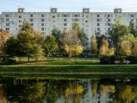 Бирюлёво Западное район, улица Булатниковская, дом 3 к.1. многоквартирный дом