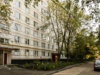 Бирюлёво Западное район, улица Булатниковская, дом 3 к.2. многоквартирный дом