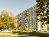 Бирюлёво Западное район, улица Булатниковская, дом 5 к.1. многоквартирный дом