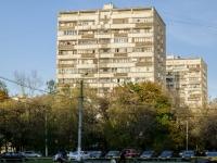 Бирюлёво Западное район, улица Булатниковская, дом 7 к.1. многоквартирный дом